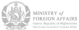 E-Consular Affairs - Ministry of Foreign Affairs - Islamic Republic of Afghanistan
